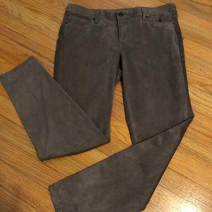 Nine West Vintage America Collection Brown Pants